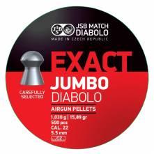 JSB EXACT JUMBO 5.52mm / 500 (15,9 grains)