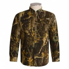 COLUMBIA BARE BRANCH HUNTING SHIRT (ΠΑΡΑΛΛΑΓΗ ΔΑΣΟΥΣ)