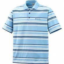 COLUMBIA PORTSIDE STRIPED POLO