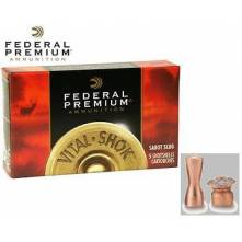 FEDERAL VITAL-SHOK 12/76  HYDRA SHOK SABOT HOLLOW POINT SLUG-1OZ(P151SS)
