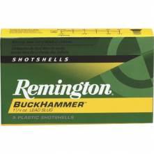 REMINGTON MAGNUM BUCKHAMMER 12/76 (ΜΟΛΥΒΕΝΙΟ ΜΟΝΟΒΟΛΟ) (SP12ΜLSS)