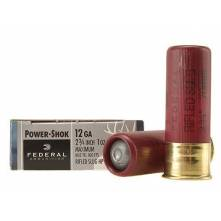 FEDERAL POWER-SHOK 12/70 RIFLED SLUG HOLLOW POINT-1OZ(F127RS)