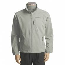 COLUMBIA JETSTREAM JACKET - SOFT SHELL (ΑΝΟΙΧΤΟ ΓΚΡΙ)