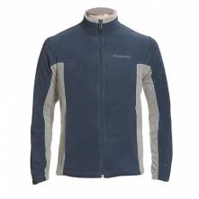 COLUMBIA RAMSHACKLE FLEECE JACKET (ΜΠΛΕ ΜΕ ΓΚΡΙ)
