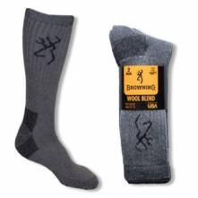 BROWNING HEAVYWEIGHT WOOL SOCKS (2-PACK/LARGE)