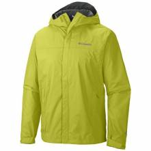 COLUMBIA EXS JACKET (YELLOW)