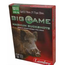 LAMBRO BIG GAME MAGNUM 12-ΒΟΛΟ CAL 12/76