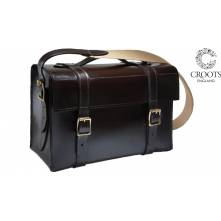 CROOTS MALTON BRIDLE LEATHER BAG