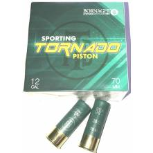 BORNAGHI TORNADO SPORTING PISTON 12/70 28 gr (No-8,5/2,2mm)