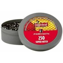 CROSMAN COPPERHEAD SUPER MATCH .177/250 (7,9 grains)