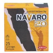 NAVARO 20 CAL20/70  28 gr.