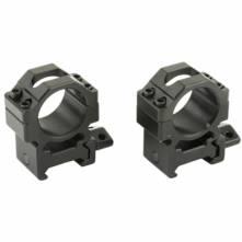 "UTG MAX STRENGTH 1"" Medium Profile Picatinny Rings, 22mm Width WEAVER (RG2W1154)"