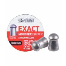 JSB EXACT MONSTER REDISIGNED 4,52/400 (13,4grains)
