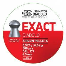 JSB EXACT 4.53 mm / 500 (8,4 grains)