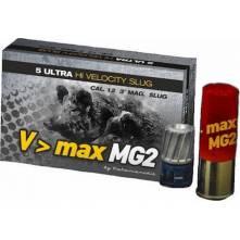 """SUPERKILL V> MAX MG2 Magnum 3"""" Μονόβολα 5τμχ"""