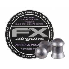 FX JSB PELLETS 4.52mm / 500, HEAVY (10,3 grains)