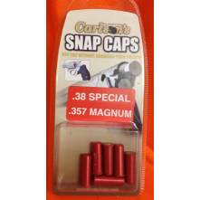 CARLSON'S SNAP CAPS .38 SP/.357 MAG. (6 τεμ)