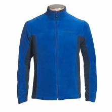 COLUMBIA RAMSHACKLE FLEECE JACKET (ΜΠΛΕ ΜΕ ΜΑΥΡΟ)