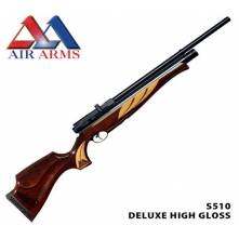 AIR ARMS S510 XTRA FAC .22 SUPER LIGHT HIGH GLOSS