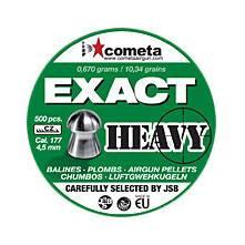 COMETA JSB EXACT HEAVY 4.52/500 (10,3 grains)