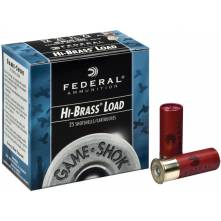 FEDERAL HIGH-BRASS LOAD CAL12/70 (H126)
