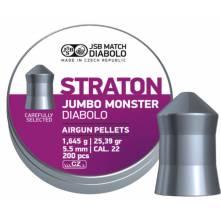 JSB STRATON MONSTER 5,51/200 (25,4 grains)