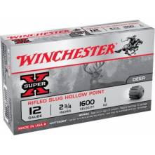 WINCHESTER SUPER-X HOLLOW POINT 12/70 (X12RS15)