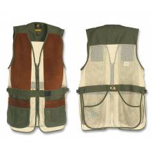 BROWNING SUEDE SHOOTING VEST
