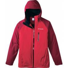 COLUMBIA EXS JACKET (RED)