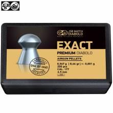 JSB EXACT PREMIUM .177/200 (8,44 grains)