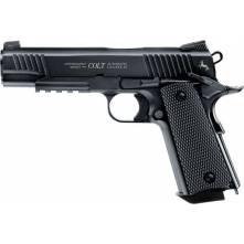 COLT M45 CQBP BLACK 4.5mm (full metal-blow back)