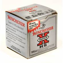 "WINCHESTER Super-X® 2-1/2""  36/63/15  ΑΠΛΑ 14GR. Game & Field Loads C36 (410 ga.)"