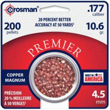 CROSMAN PREMIER COPPER MAGNUM .177/200 (10,6 grains)