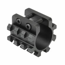 "NCSTAR 1"" TUBE RAIL MOUNT"