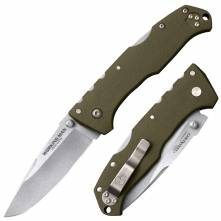 COLD STEEL STEVE AUSTIN WORKING MAN, FOLDING KNIFE, O.D. GREEN (54NVG)