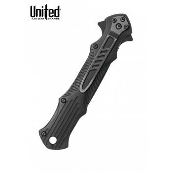 UNITED CUTLERY TAILWIND URBAN TACTICAL STILETTO FOLDER, SPEAR POINT