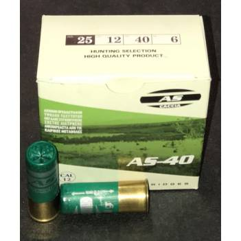 AS CACCIA / AS-40 CAL12/70 (40 gr.) SEMI-MAGNUM