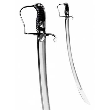 COLD STEEL 1796 Light Cavalry Saber with Wood/Leather Scabbard (88S)