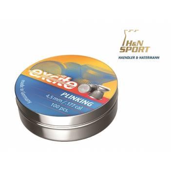 H & N EXCITE PLINKING .177/100 (7,5 grains)