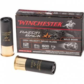 WINCHESTER RAZOR BACK XT (WILD BOAR) 12/70 (S12RBSS)